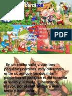 Cuento de castellano los tres cerditos..pptx