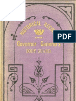 (1876) Historical Records of the Governor-General's Body-Guard