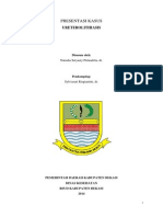 Preskas - Ureterolithiasis