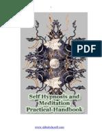 Self Hypnosis & Meditation Book
