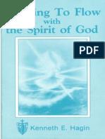 Aprendendo a Fluir Com o Espírito de Deus