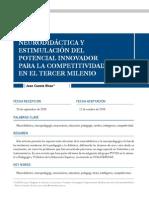 RevistaEDUCACION2009-28_35Neurodidactica