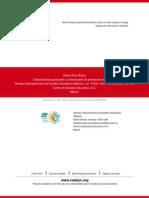 Características Personales y Profesionales de Profesores Innovadores