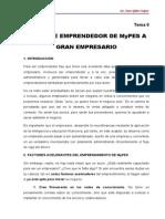 t6 Pasar de Emprendedor a Empresario Texto