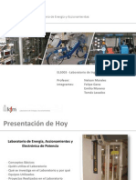 Laboratorio de Energia y Accionamientos