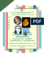 Lengua Castellana 1 Media