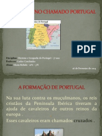 A Formação de Portugal