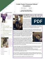 newsletterissue volume 3 issue 17