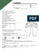 Diabetes Foot Screen
