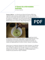 05/05/14 Ciudadania-express Disminuyen en Oaxaca Las Enfermedades Infecciosas Intestinales