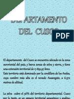 DEPARTAMENTO DEL  CUSCO.pptx