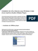 Installation de Linux (U...Player) _ ArchivEngines