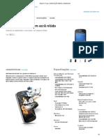 Galaxy Trend - Descrição Geral _ Samsung