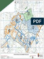 Plano Zona Azul Pamplona