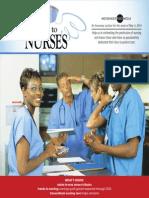 Salute to Nurses 2014
