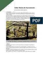 [f&c] Venerável Custódia Maria Do Sacramento (Bracarense)