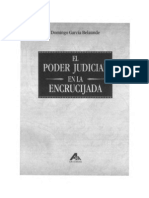 El Poder Judicial en La Encrucijada- Domingo Garcia Belaunde