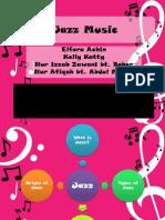 Jazz Music (Tutorial Week 3)