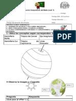 evaluacion planeta tierra