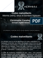 Codes Malveillants
