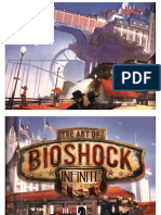 Artbook Bioshock Infinite Miniature Edition