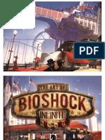 Artbook Bioshock Infinite Miniature Edition