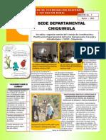 Boletin 2 MAGA Sede Departamental Chiquimula 2012