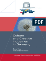 Culture and Creative Industries in Germany