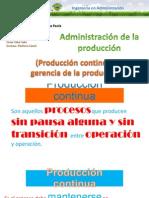 Producción Continua EQUIPO 3