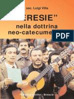 Eresie Neo-catecumenali