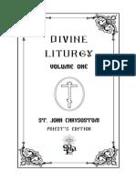 Divine Liturgy St. Jhon