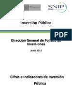 2. MEF, Inversión Pública