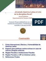 Israel Fainboim -  ¿Cómo ha enfrentado América Latina el reto de la disciplina fiscal?