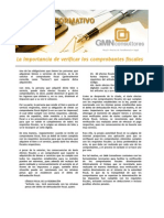 La importancia de verificar los comprobantes fiscales.pdf