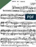 Hindemith - Sonata No. 1