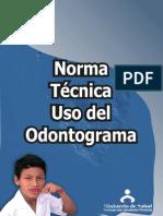 PRACTICA N°2 LLENADO DE ODONTOGRAMA