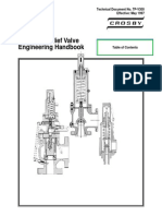 Crosby Pressure Relief Valve Engineering Handbook