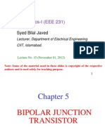 BJT (First Lecture)