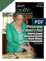 2014-05-08 The Calvert Gazette