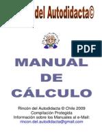 Manual Calculo 2