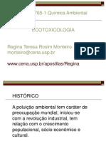 7 Apresentação Ecotoxicologia