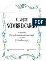 Diploma Maxi Edit