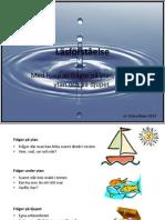 frgor p och under ytan och p djupet