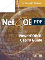 Power Cobol Users Guide