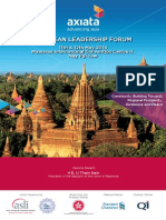 11th ASEAN LEADERSHIP FORUM