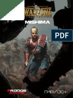 Mishima warzone