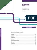 RICS Associate Assessment Candidate Guide