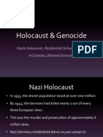 holocaust  genocide finished
