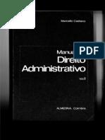 ManualDtoAdministrativo Tomo II MarcelloCaetano