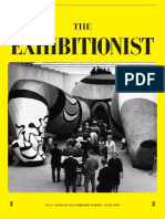 The Exhibitionist Issue 2